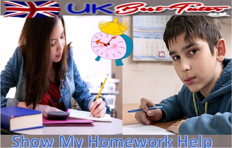 cvhs show my homework